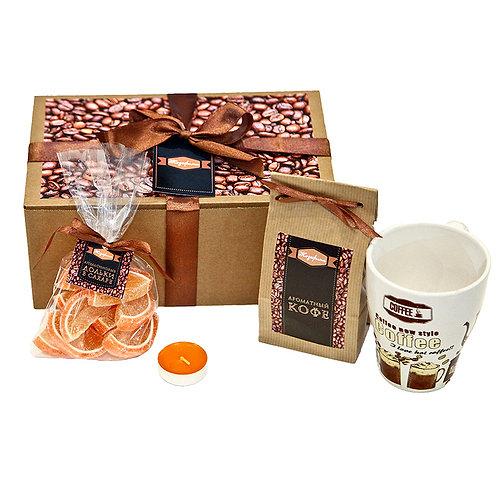 Подарочный набор с кофе