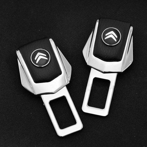 Заглушки замка для ремней безопасности в автомобиль CITROEN 2 шт
