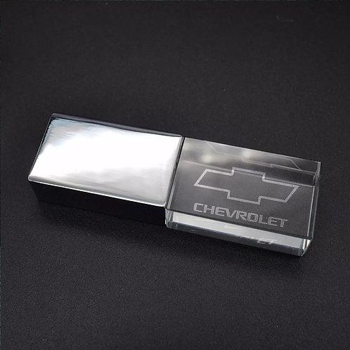 Usb флеш-накопитель на 32гб с логотипом Chevrolet