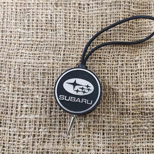 Арома диск с логотипом Subaru