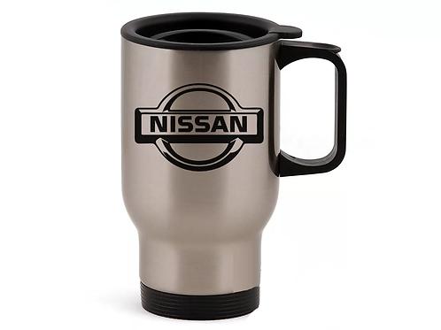 Автомобильная термокружка NISSAN