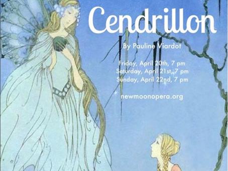 "Opera Hound previews Pauline Viardot's ""Cendrillon"" - New Moon Opera Co."