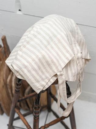Natural Linen Tote | More Colors