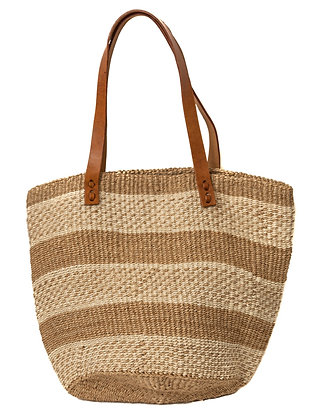 Handcrafted African Sisal Bag | More Colors