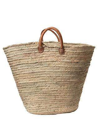 Oversized French Market Basket