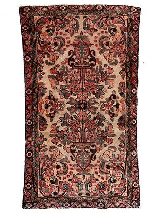Vintage Hand Woven Wool Rug