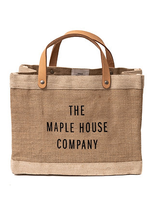 The Maple House Co. Tote