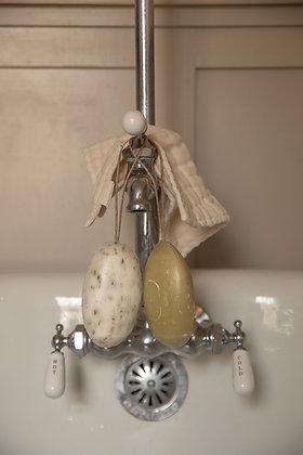 100% Organic Gauze Wash Cloth