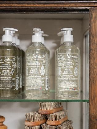 La Savonnerie le Sérail   Liquid Vegetable Oil Soap