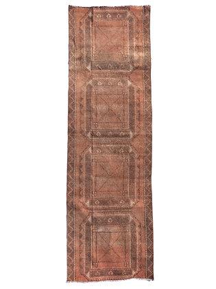 Antique Turkish Runner | Wool Rug