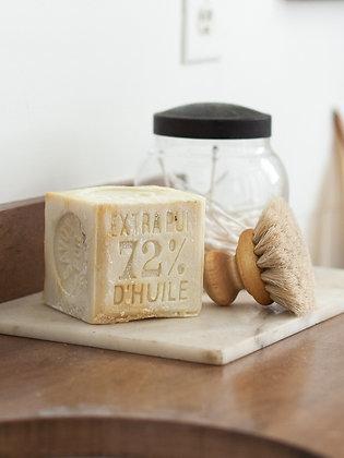 French Savon de Marseille Soap - Vegetable Oil Block