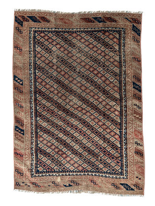 Antique Turkish Wool Rug