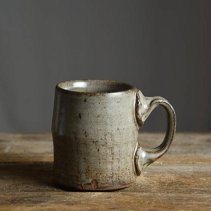 Grey Weathered Coffee Mug