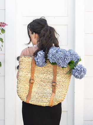 French Market Backpack