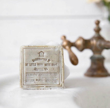 French Green Clay Soap