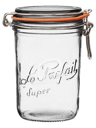 Le Parfait French Glass Jars | More Sizes