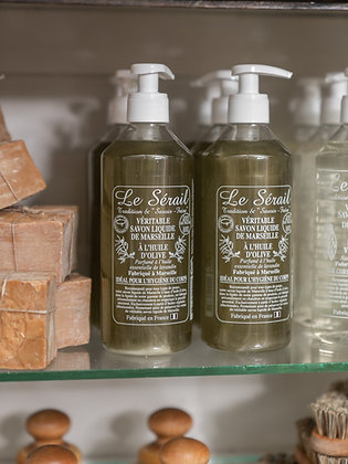 La Savonnerie le Sérail   Liquid Olive Oil Soap