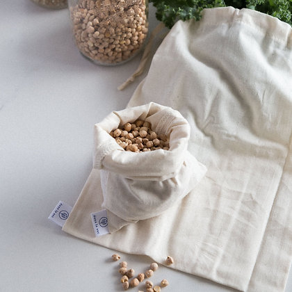Reusable Bulk Bags | dans le sac