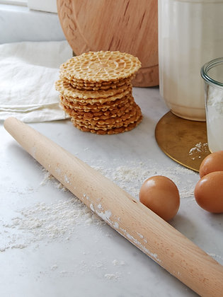 French Wooden Rolling Pin