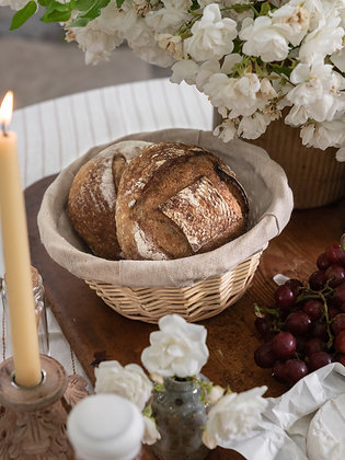 Round French Proofing Basket