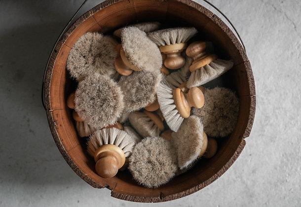 Handmade Wooden Dish Brush