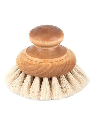 Handmade Wooden Bath Brush