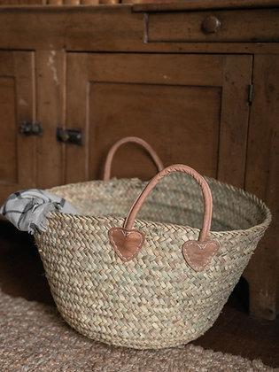 Rustic Storage Basket