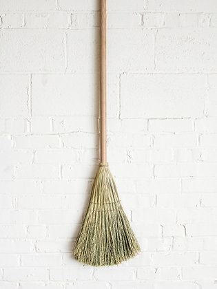 Handcrafted Farmhouse Broom | More Options