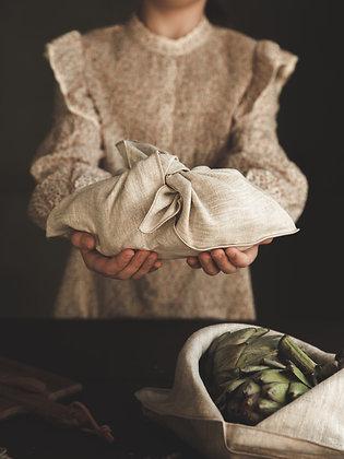 Linen Market Pouches