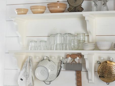 A Kitchen Safe Haven