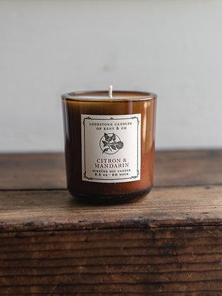 Citron and Mandarin Candle