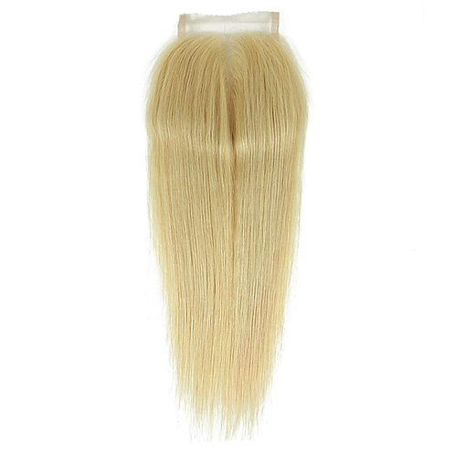 Eurasian Blonde Lace Closure
