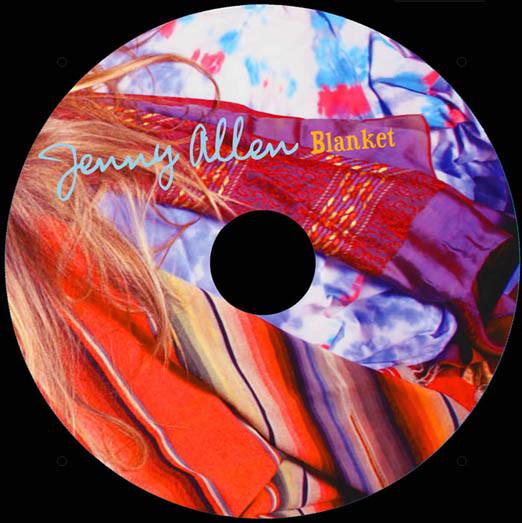 Jenny Allen Blanket Disc