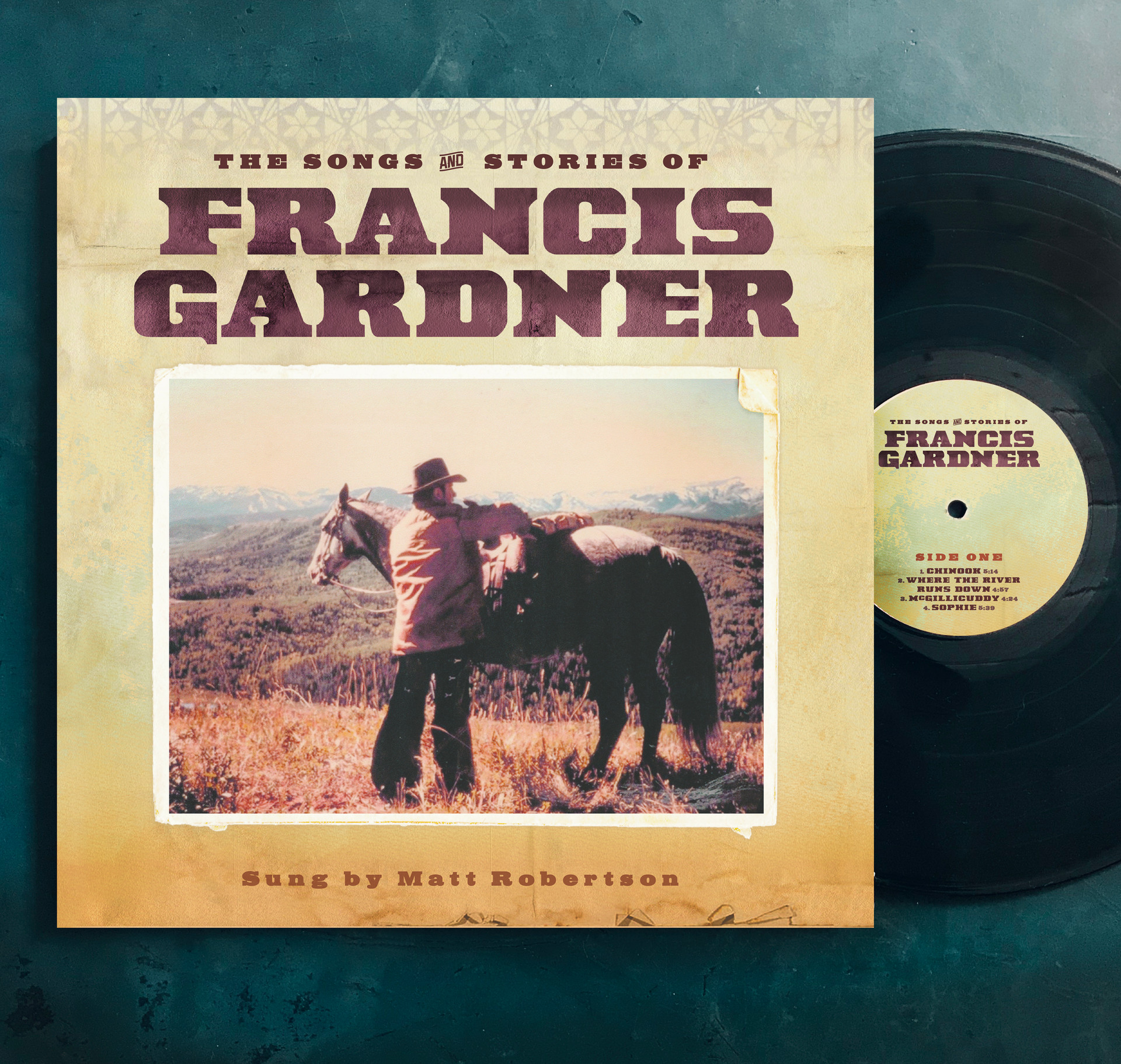 The Songs and Stories of Francis Gardner
