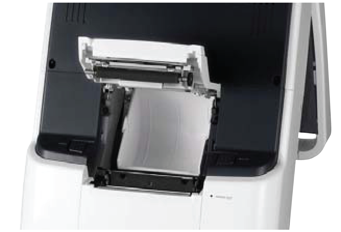 Integrated Printer