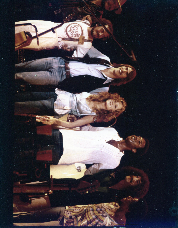 Bonnie Raitt Band 1978