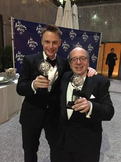 Chris Wheeldon & Bill Elliott