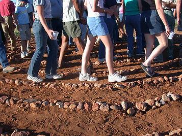 Mike Rose Two Stones Kneeling walk.jpg