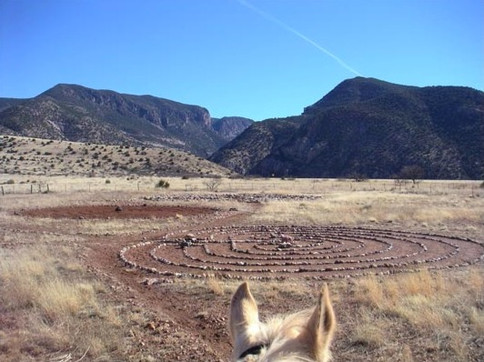 Equine Labyrinths