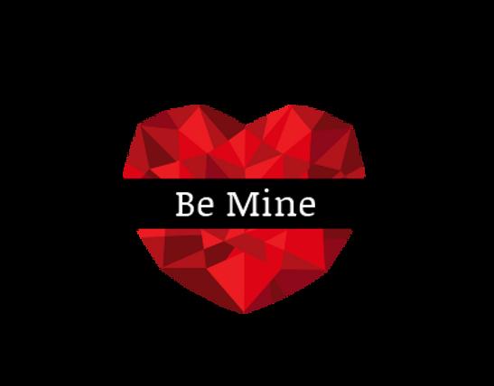 """Be Mine"" Corazón"