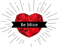 "Coeur ""Be Mine"""