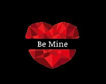 """Be Mine"" Heart"