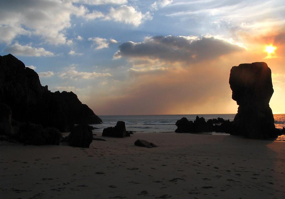 Praia de Lumebó, Spain