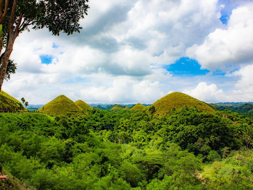 'Chocolate Hill' Legacy of Philippines