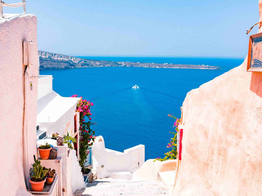 Up for a Vacation in Greece ? Tourism to Open Up for 29 Countries