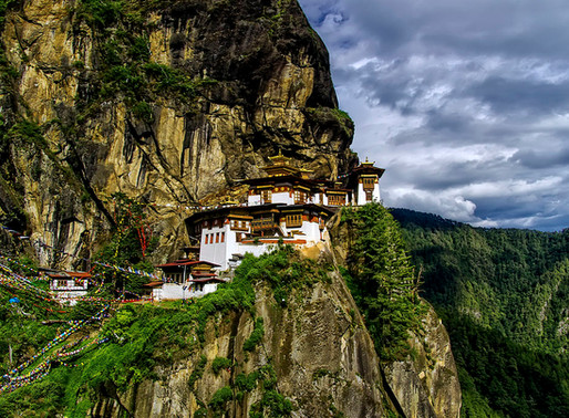 Paro Taktsang -The Ultimate Hike to Bhutan Odyssey | Tiger's Nest