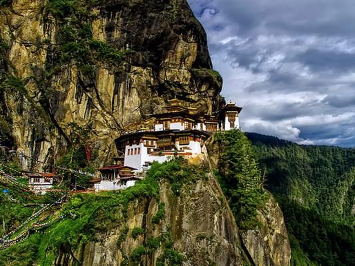 Paro Taktsang -The Ultimate Hike to Bhutan Odyssey | Tiger's Nest