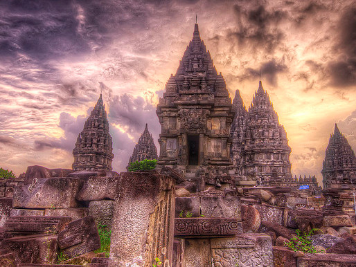 Indonesia's Majestic Masterpiece - Prambanan Temple