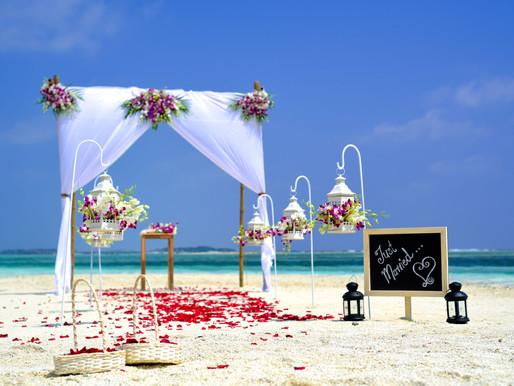 12 Unique Places For Destination Wedding in India.