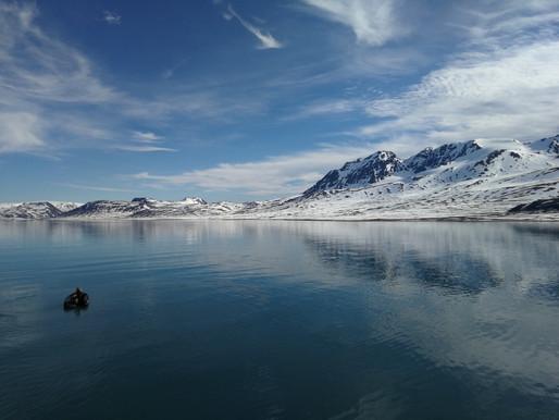 Longyearbyen Archipelago:Highest point of Habitable Arctic 'Svalbard'!